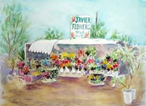 Javier's Flowers